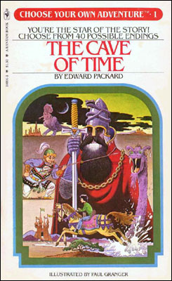 I used to friggin' LOVE these books