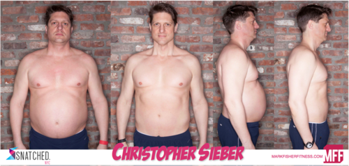 christopher sieber two of a kind