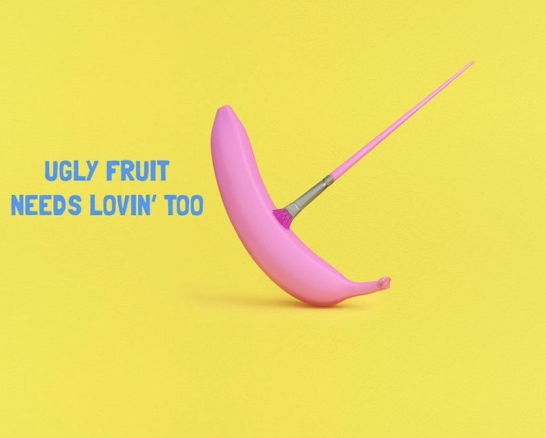 Ugly Fruit Needs Lovin' Too